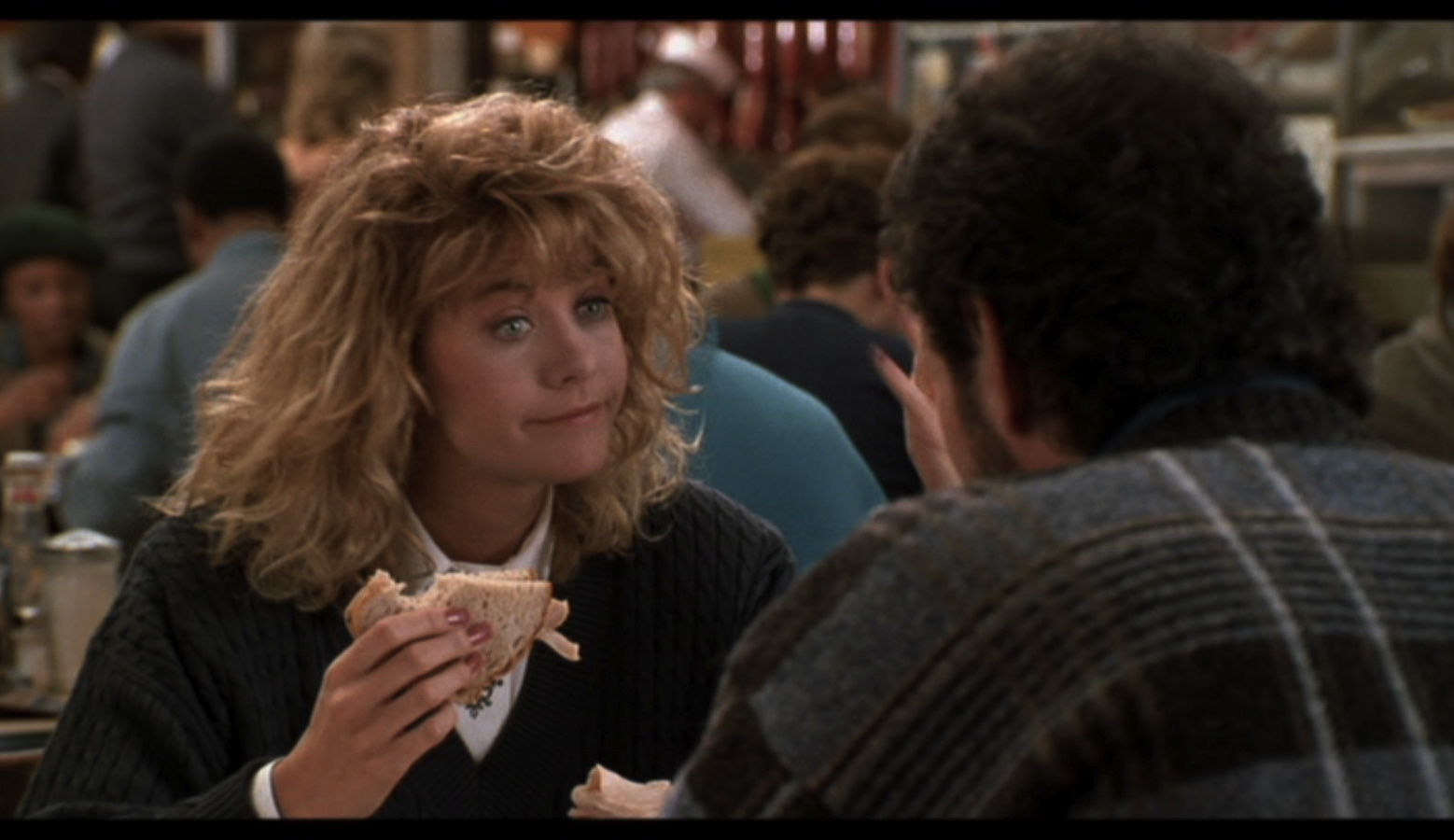 "an analysis of romantic relationships in the movie when harry met sally Harry burns' (billy crystal) speech declaring his love to longtime bff sally albright (meg ryan) in the 1989 rom-com ""when harry met sally"" is one of the greatest moments in movie history."